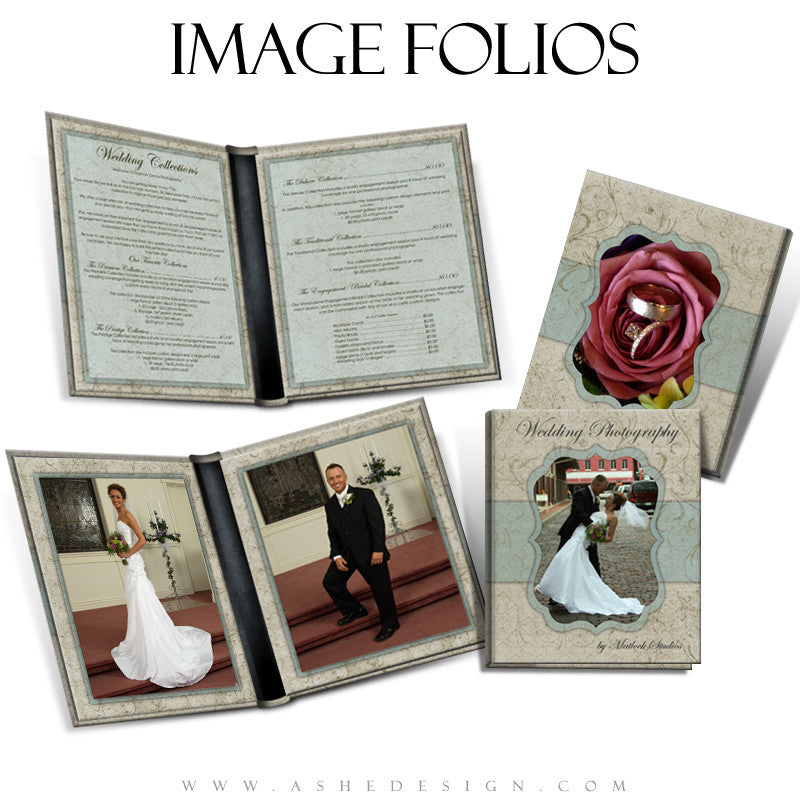 Image Folio Design - Sweet Romance