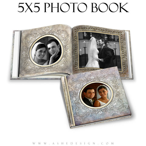Wedding Photo Book (5x5) - Something New