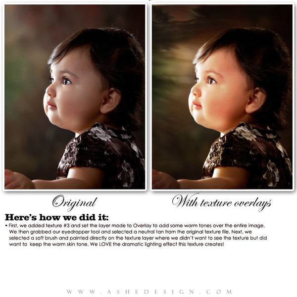 Ashe Design | Fine Art Texture Overlays