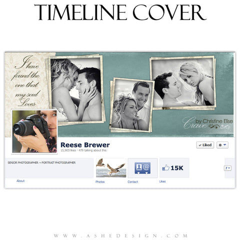 Timeline Cover Design - Soul Mate