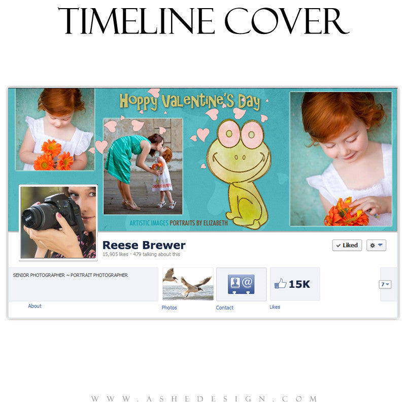 Timeline Cover Design - Tweet On You