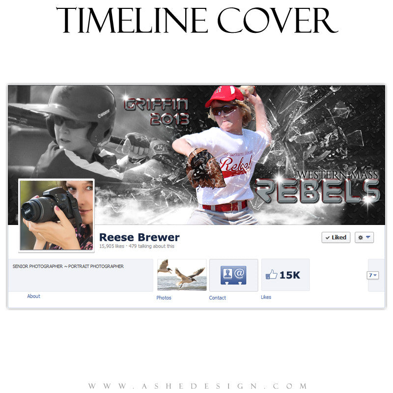 Timeline Covers - Breaking Through
