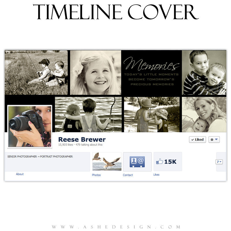 Timeline Covers - Tomorrow's Memories