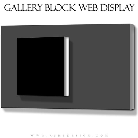 Ashe Design | Invite Left Gallery Block Mockup