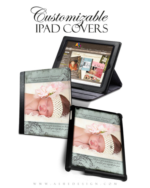 Ashe Design | iPad Covers Mockup