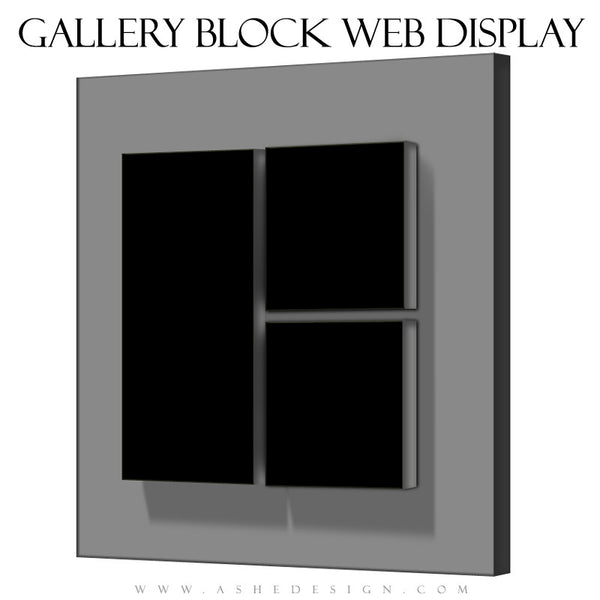 Mockup - Triple Triumph Gallery Block