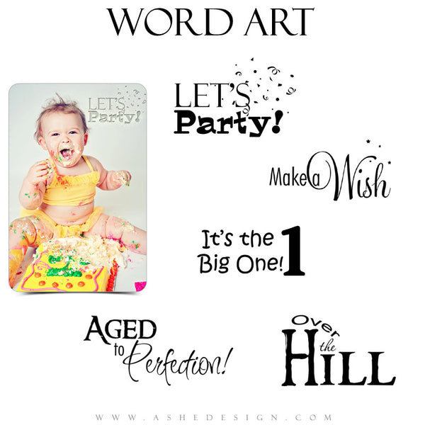 Birthday Word Art Quotes - Happy Birthday