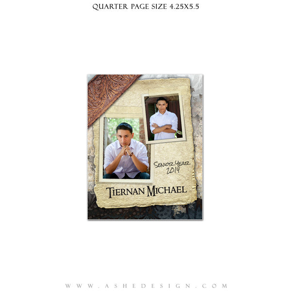 Tiernan Michael Yearbook Templates for Photographers