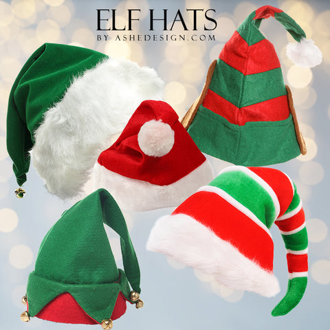 Designer Gems - Elf Hats