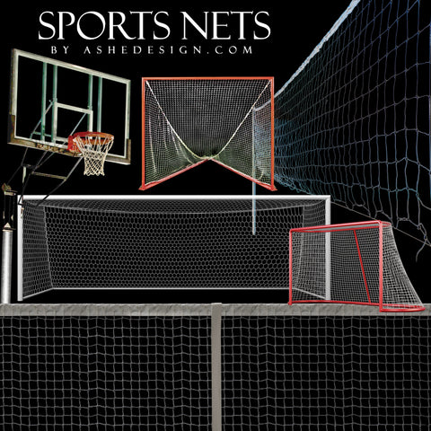 Designer Gems - Sports Nets