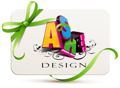 Ashe Design Gift Card