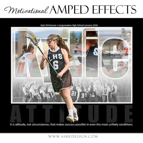 Motivational Amped Effects - Between The Lines