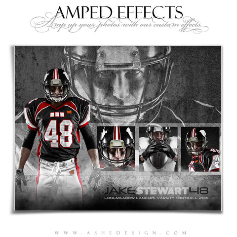 Amped Effects - Stone Faced