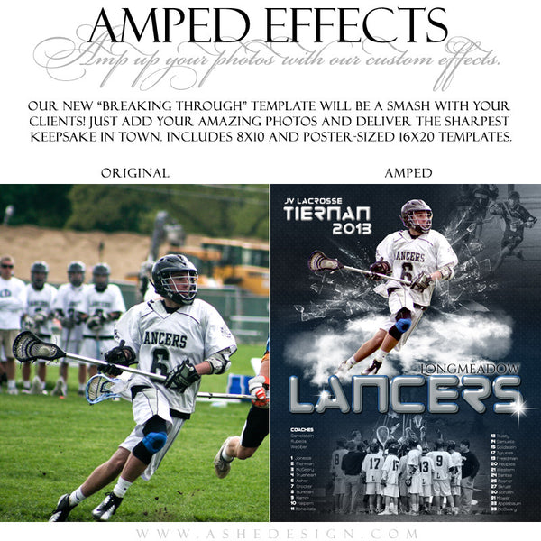 Ashe Design | Amped Effects | Breaking Through example4 web display