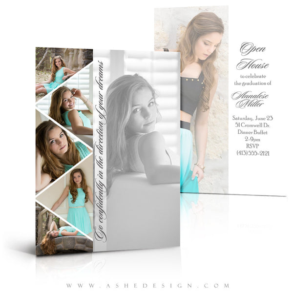 Pennant 5x7 flat card full set web display