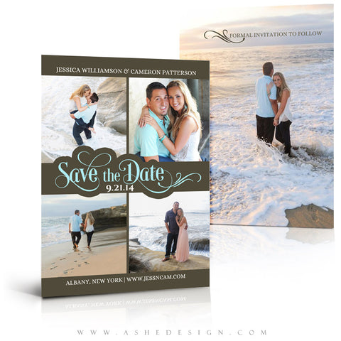 Save The Date Templates | Sweet Nothings
