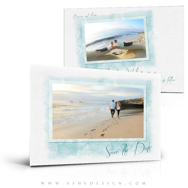 Save The Date Templates | Watercolors