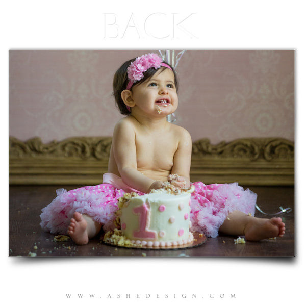 First Birthday InvitationTemplates | The Big One back