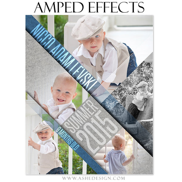 Ashe Design | Amped Effects Photography Templates | Angled family