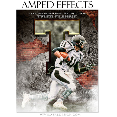 Amped Effects Sports Templates | Brick & Mortar fb