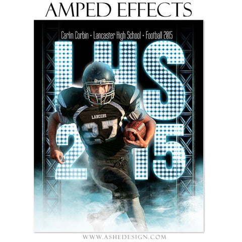 Ashe Design | Amped Effects Sports Templates | Friday Night Lights fb