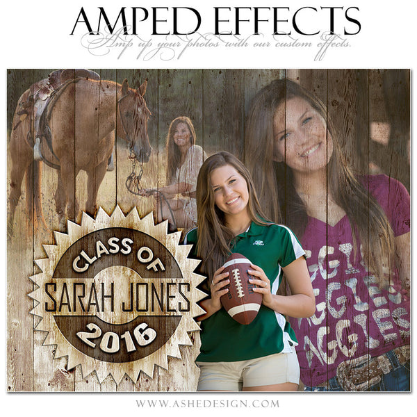 Amped Effects Templates | Branded cut-out exp