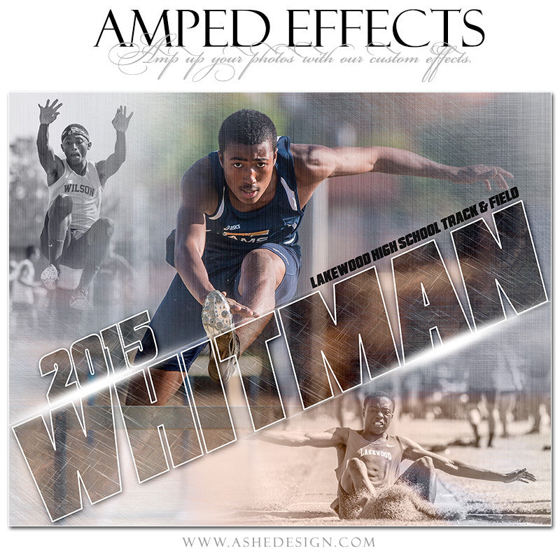 Amped Effects Templates | Scratched Surface track