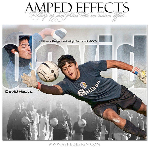 Ashe Design | Amped Effects Sports Templates | Between The Lines soccer