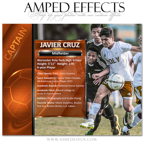 Amped Effects | Sports Segment Soccer