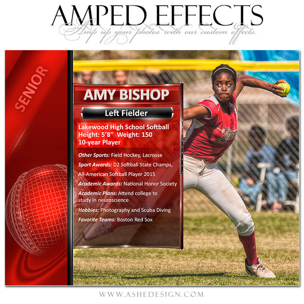 Amped Effects | Sports Segment Softball