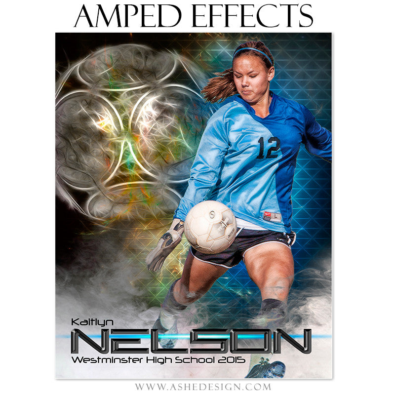 Ashe Design | Amped Effects Sports Templates | Winning Streak Soccer