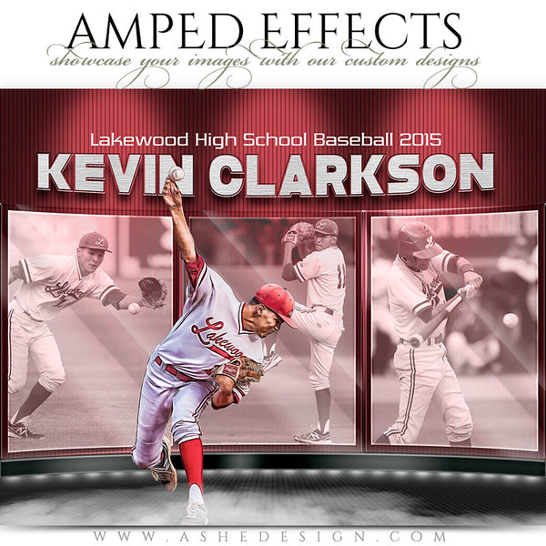 Ashe Design | Amped Effects Sports Templates | Dark Knightbb
