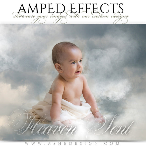 Amped Effects Templates | In The Clouds baby