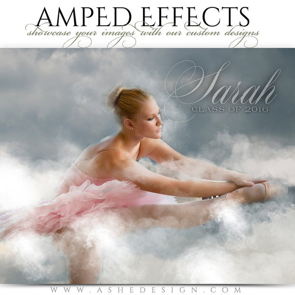 Amped Effects Templates | In The Clouds ballet