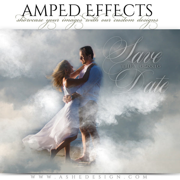 Ashe Design | Amped Effects | In The Clouds