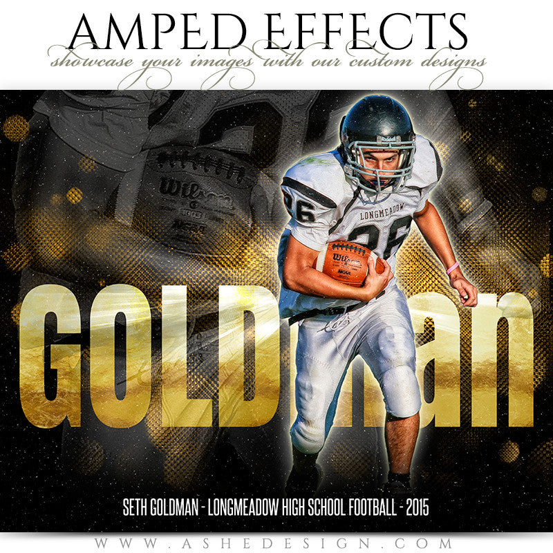 Amped Effects Sports Templates | Shine Bright fb