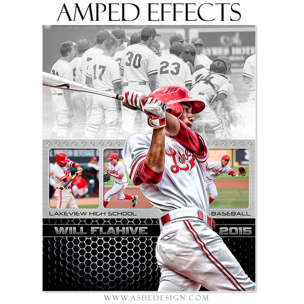 Ashe Design | Amped Effects Sports Templates | Game Changer bb