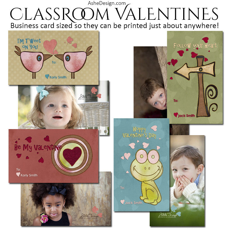 Ashe Design | Classroom Valentines | Tweet On You