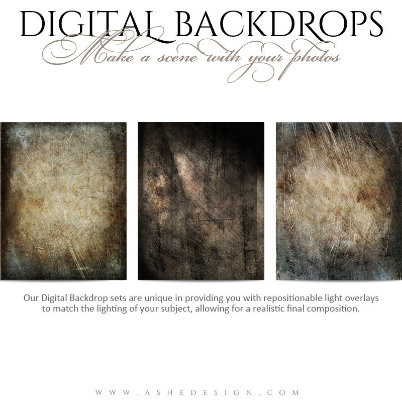 Ashe Design | Digital Backdrops | Urban Impact