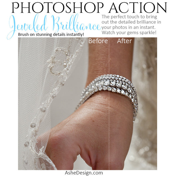 Ashe Design | Photoshop Action | Jeweled Brilliance2