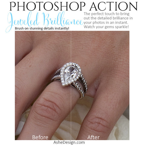 Ashe Design | Photoshop Action | Jeweled Brilliance1