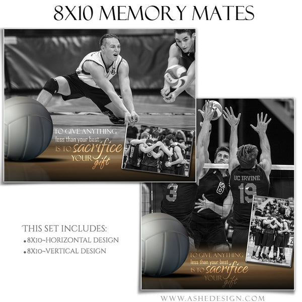 Ashe Design | Sports Memory Mates 8x10 - Your Gift