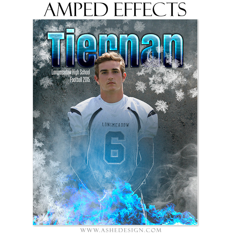Ashe Design | Amped Effects Templates - Freeze Frame fb