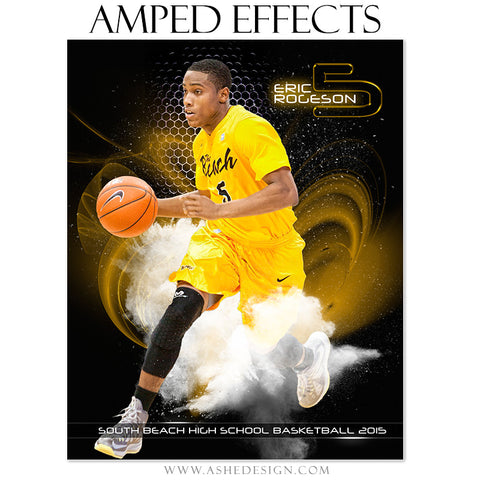 Amped Effects Sports Templates | Screen Play bkb