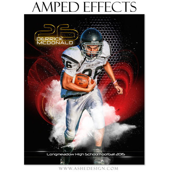 Amped Effects Sports Templates | Screen Play fb