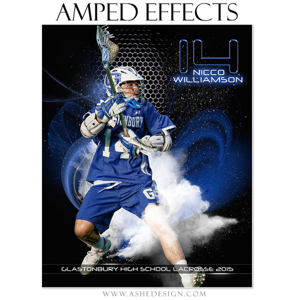 Amped Effects Sports Templates | Screen Play lax
