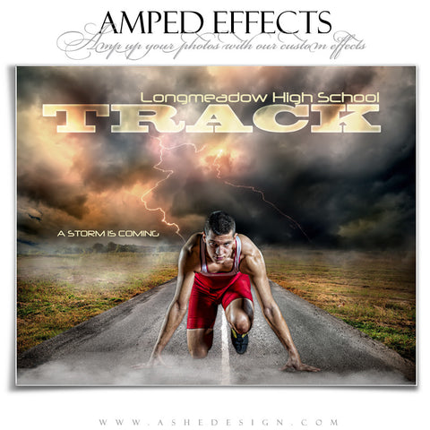 Ashe Design | Amped Effects | Impending Storm | Track