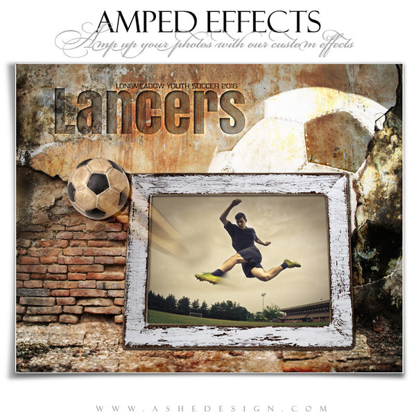 Ashe Design | Amped Effects | Out Of The Picture | Soccer2