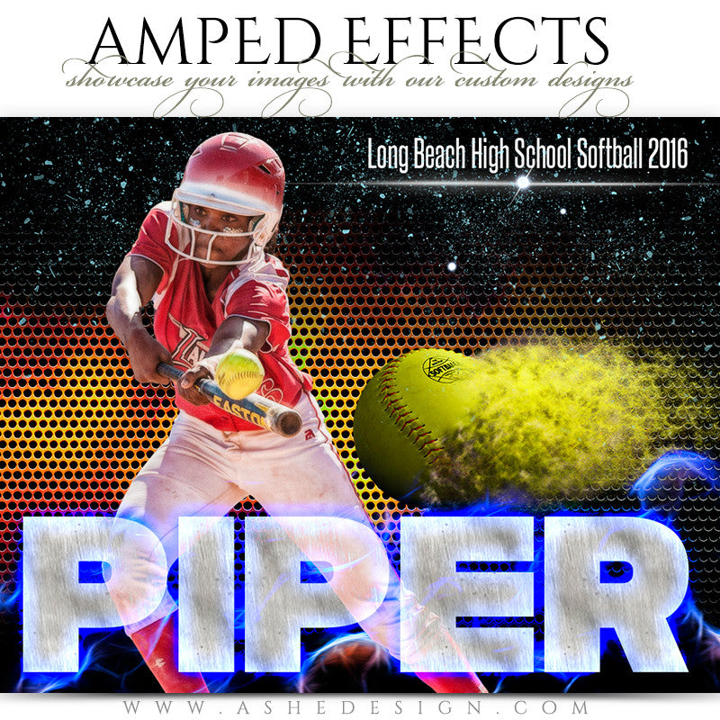 amped effects star chaser softball ashedesign