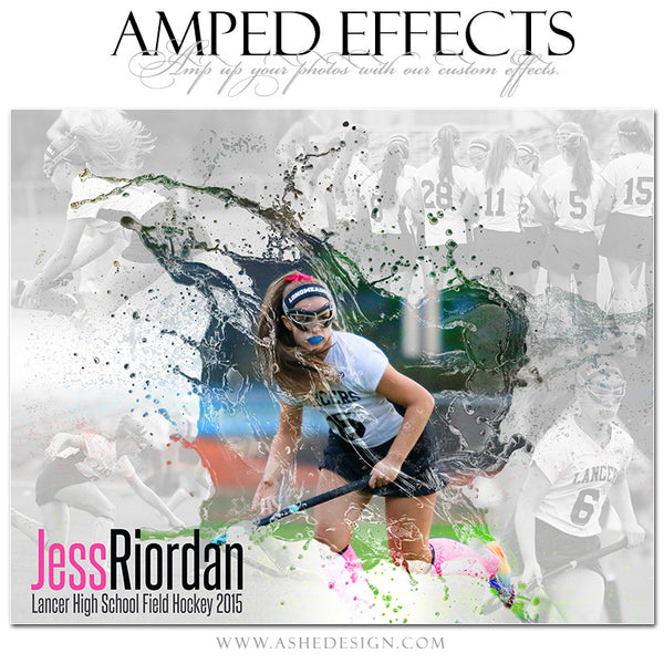Amped Effects Sports Templates | Surf & Turf fh